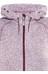 IVY by High Colorado Rax-L Strickfleece Hoodie Damen rot melange